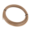 """3/16"""" Tan ColorBoard Round Welding Rod"""