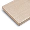 """1/4"""" x 48"""" x 96"""" Natural ACRE™ PVC Composite Sheet"""