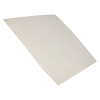 "1/8"" x 12"" x 12"" SAE F5 Pressed Felt Square- Off White"