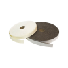 "1/4"" x 2"" x 25' SAE F3 Felt Strip- Brown"
