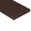 "1/4"" x 48"" x 96"" Mocha Brown King StarBoard® ST HDPE Sheet"