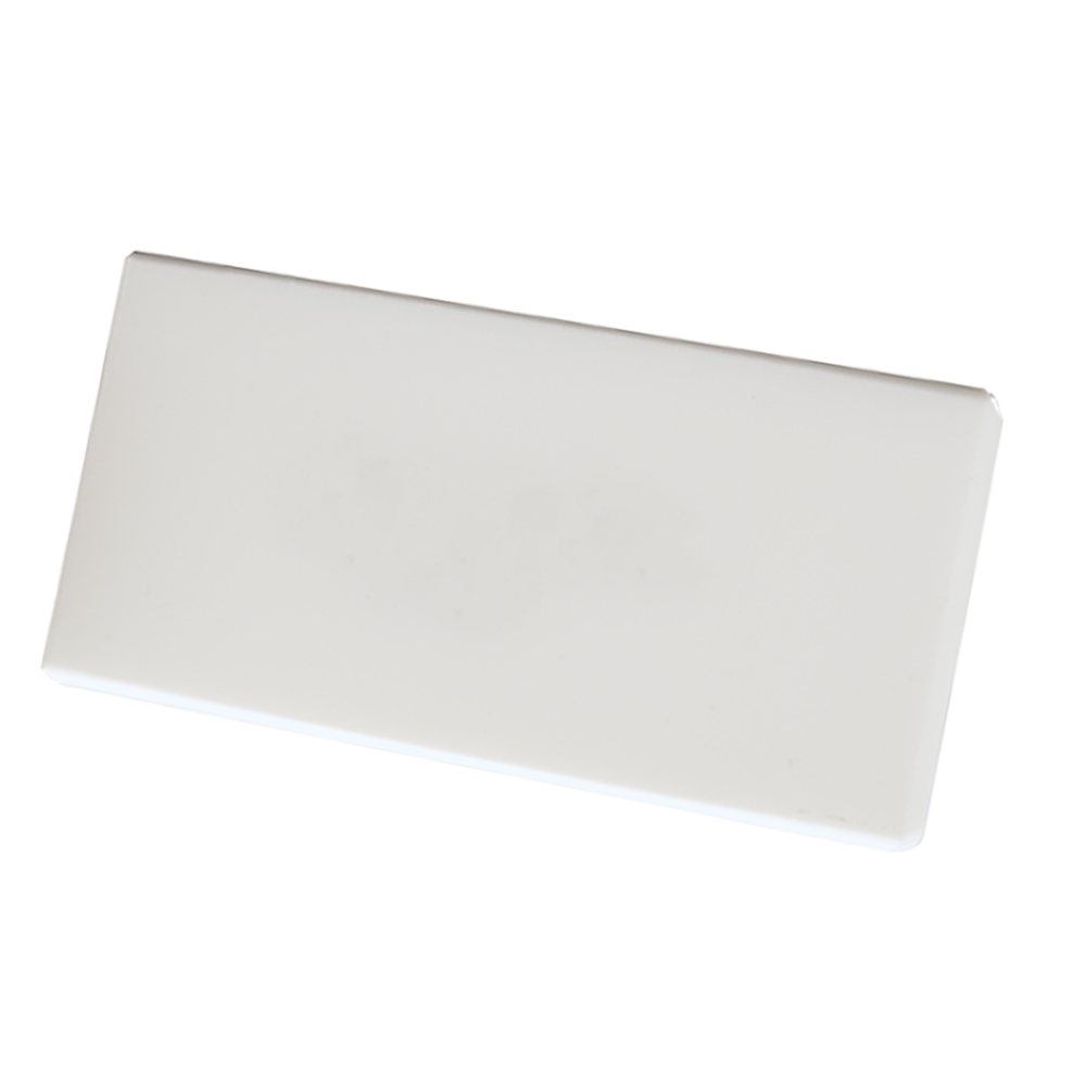 ".375"" x 48"" x 120"" White King Hy-Pact® Sheet"
