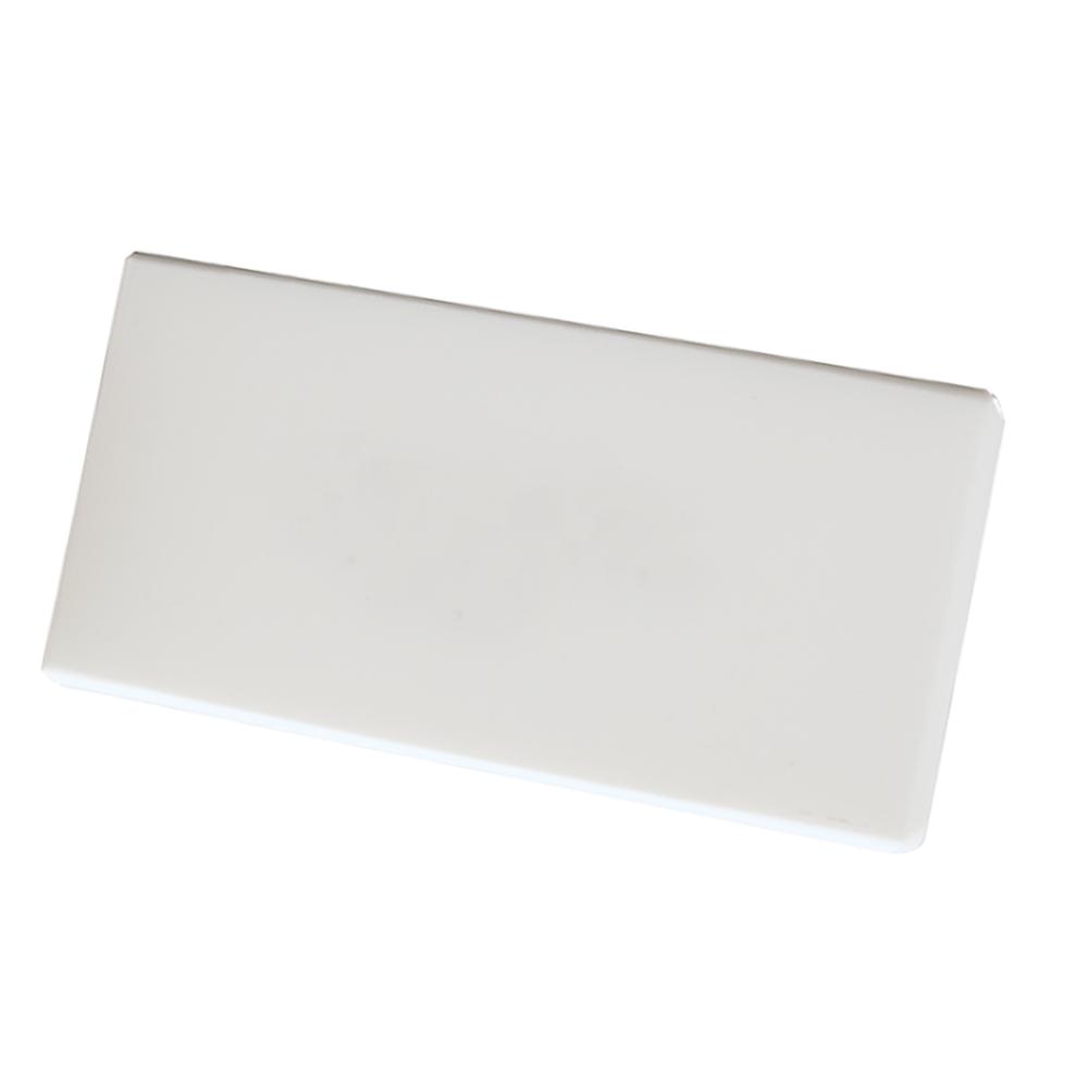 "1"" x 48"" x 120"" White King Hy-Pact® Sheet"