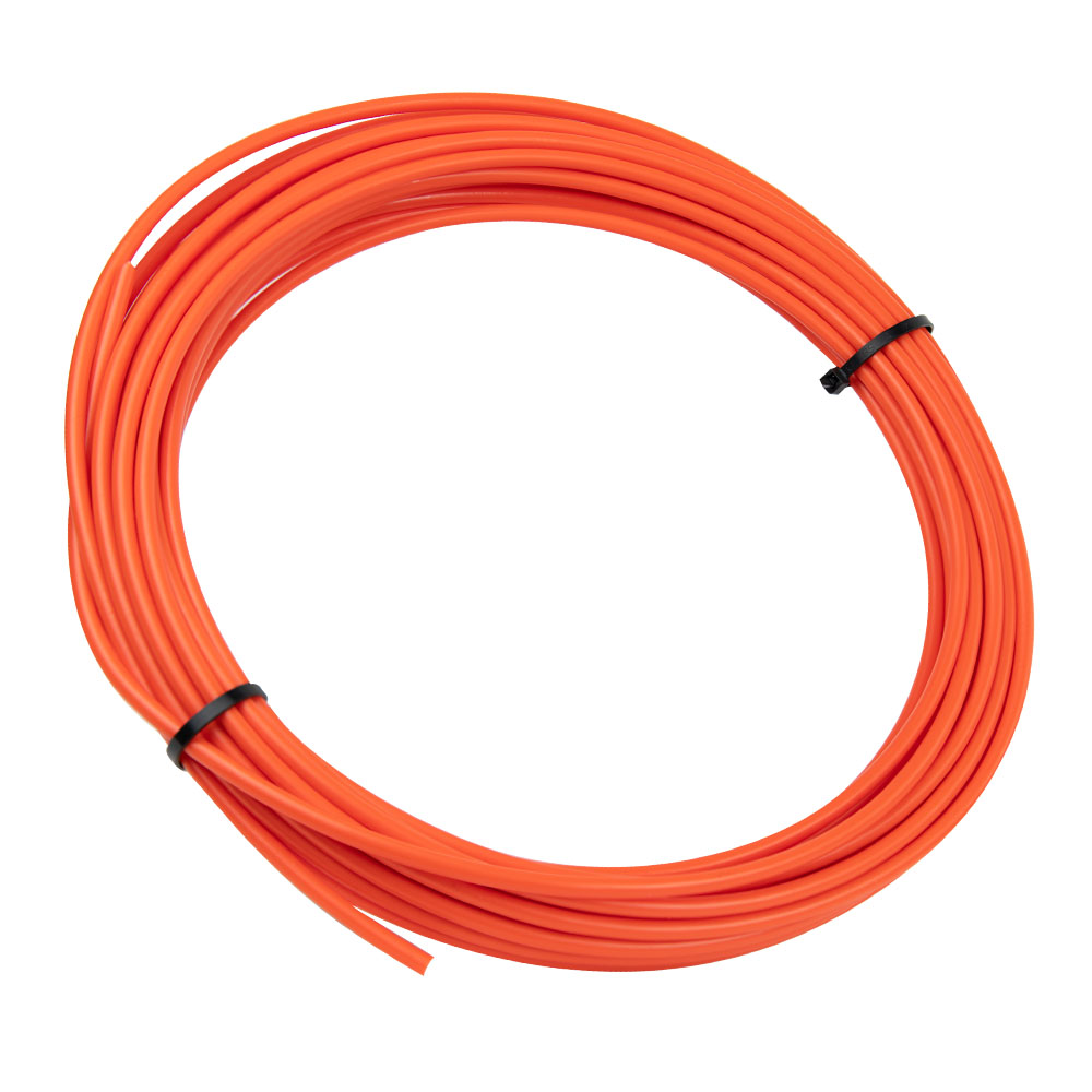 """1/4"""" Orange ColorBoard Round Welding Rod"""