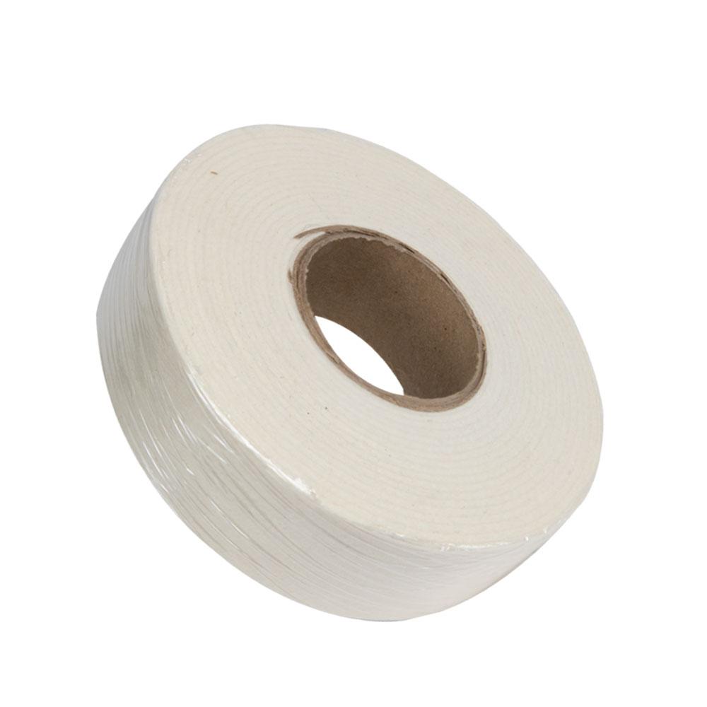 "1/8"" x 2"" x 25' SAE F5 Felt Strip- Off White"