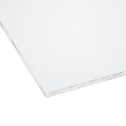 ".125"" x 12"" x 12"" KYDEX® T White Thermoplastic Sheet"