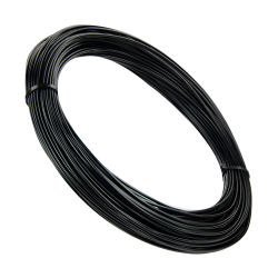 "1/8"" Black ABS Welding Rod (approximately 170' per lb. coil)"