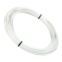 "1/8"" White ABS Welding Rod (approximately 170' per lb. coil)"
