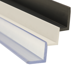 Extruded PVC 90° Angle