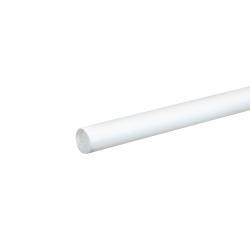 """1/4"""" White PVC Rod"""