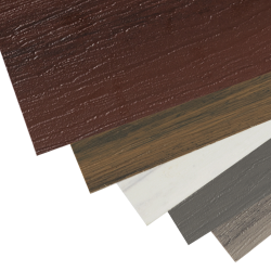 Timberline™ Woodgrain HDPE Sheet