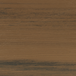 "1/2"" x 54"" x 96"" Teak Timberline™ HDPE Sheet"
