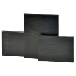 "1/8"" x 48"" x 120"" TIVAR® Anti-Static UHMW Sheet"