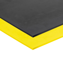 Yellow 75A & Black 95A Polyurethane Precision Sheet
