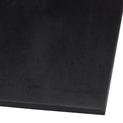 Black Neoprene Sheet
