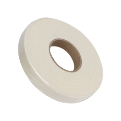"1/8"" x 1"" x 25' SAE F5 Felt Strip- Off White"