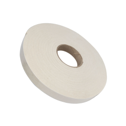 "1/4"" x 1"" x 25' SAE F5 Felt Strip- Off White"