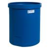 """20 Gallon Blue Heavy Wall Open Top Tamco® Tank - 18-3/8"""" Dia. X 21-1/2"""" High"""