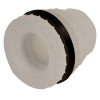 "3/4"" Loose Heavy Duty Polypropylene Fitting with Santoprene® Gasket SKT x THD - 1-3/4"" Hole Size"