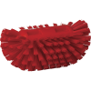 Red Vikan® Hard Tank Brush