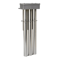 Process Technology® 3S & 3T Series Triple Metal Immersion Heaters