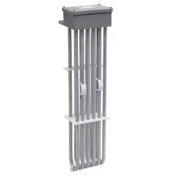 Process Technology® 6HX 6 Element PTFE Heaters