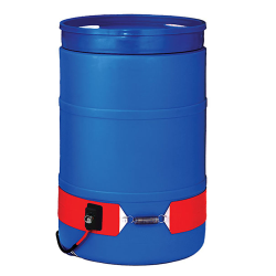 Heavy-duty 55 Gallon BriskHeat® Drum Heater - 300 Watts/120VAC