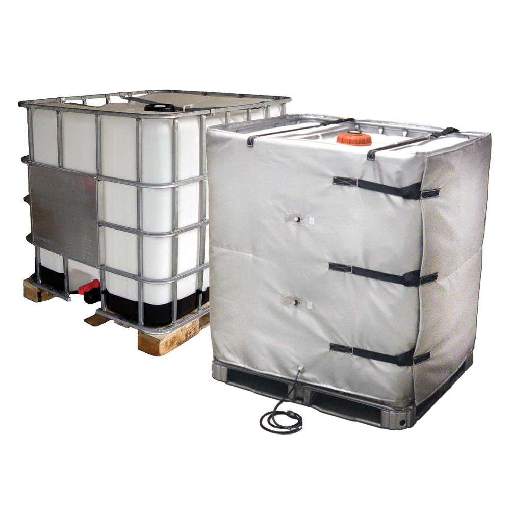 BriskHeat® Wraparound IBC/Tote Tank Heaters