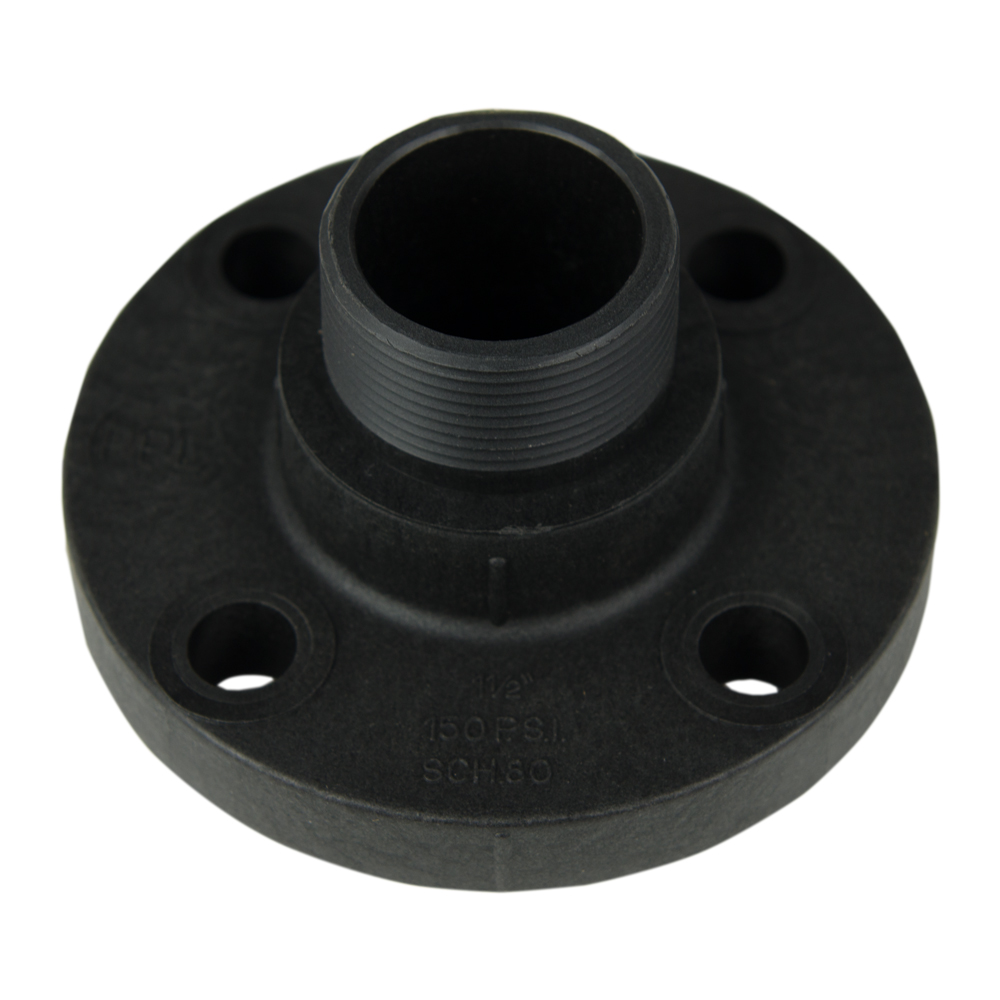 """1-1/2"""" PP BVX Series Ready Flanges"""