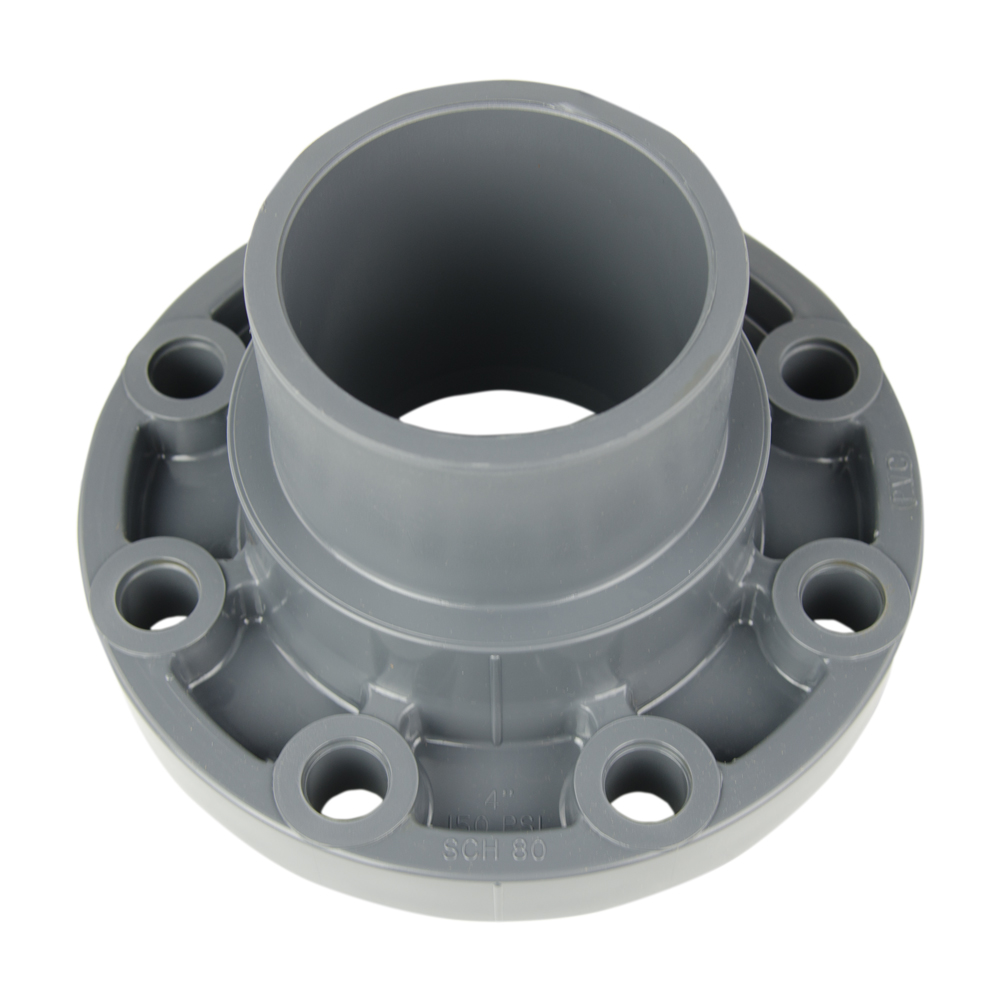 "4"" PP BVX Series Ready Flanges"