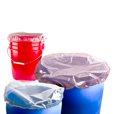 55 Gallon Anti-Static Elastic Drum Cover