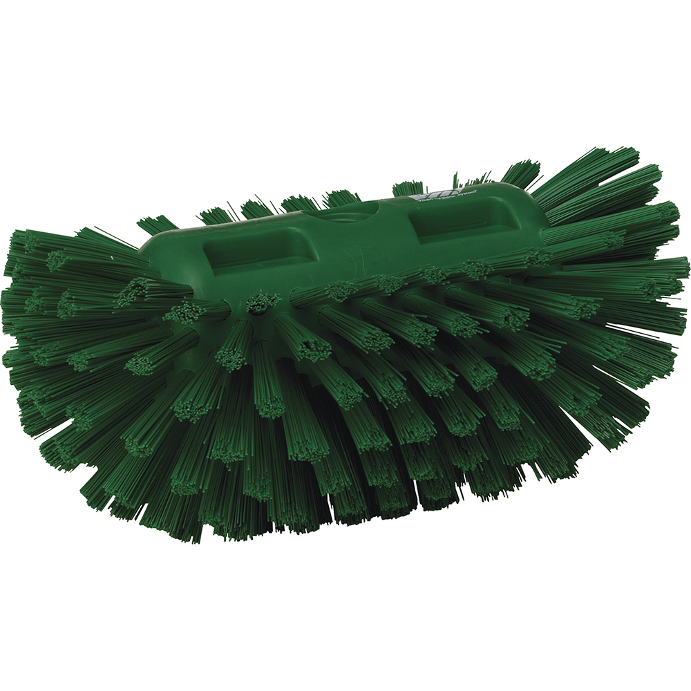 Green Vikan® Hard Tank Brush