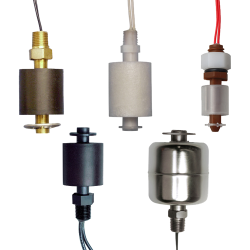 M Series Single Point Vertical Liquid Level Switches
