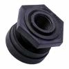"""1/2"""" Polypropylene Bulkhead with Santoprene® Gasket"""