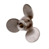 "4"" Propeller Blade Push Type, 316 SS 1/2"" Bore for Super Mixer"