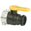 "2"" Valve with QDC Outlet & Santoprene™ Gasket"