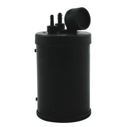 "300cc Carbon Canister - 3/16"" Tank Port x 1/4"" Purge Port"
