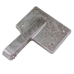 "Motor Bracket Plate for 1/2"" Shaft Motor"