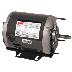 1/3 HP Dayton Motor, Open Drip-Proof 1/2 Shaft (Motor Only)