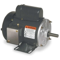 1/2 HP Dayton Motor, TEFC 5/8 Shaft (Motor Only)