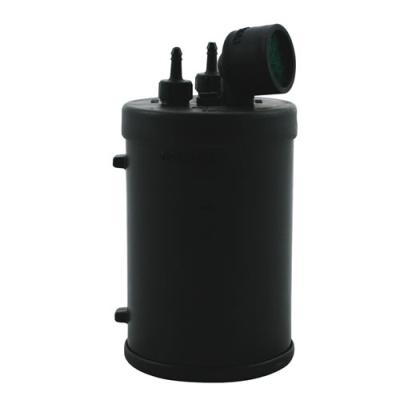 "300cc Carbon Canister - 3/16"" Tank Port x 3/16"" Purge Port"