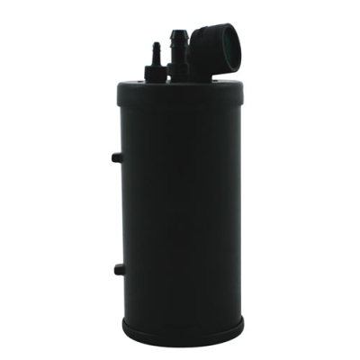 "400cc  Carbon Canister for 4, 5 & 6 Gallon Tanks - 3/16"" Tank Port x 11mm Purge Port"