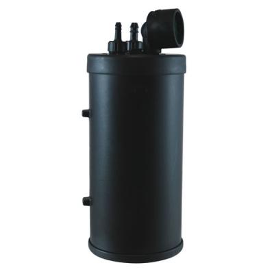 "400cc Carbon Canister - 3/16"" Tank Port x 1/4"" Purge Port"