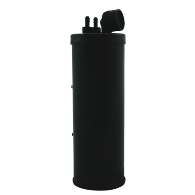 "550cc  Carbon Canister for 7 & 8 Gallon Tanks - 1/4"" Tank Port x 1/4"" Purge Port"
