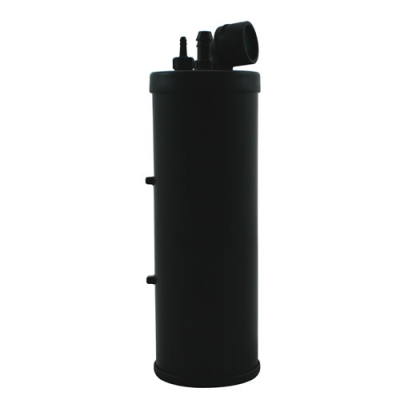 "550cc Carbon Canister - 3/16"" Tank Port x 11mm Purge Port"