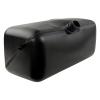 """8 Gallon Black Tank 22.4"""" L x 10.28"""" W x 10.91"""" Hgt. (2.25"""" Neck)"""