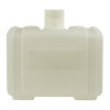 "5 Gallon Natural Tank 15"" L x 8.67"" W x 10.41"" Hgt. (3.5"" Neck)"
