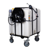 180 Gallon Portable Dispensing System with Side Mount Pump