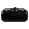 """12 Gallon Black Tank 22.72"""" L x 17"""" W x 10"""" Hgt. (3.5"""" Neck)"""