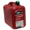 5.8 Gallon Standard Red Polyethylene Gas Can